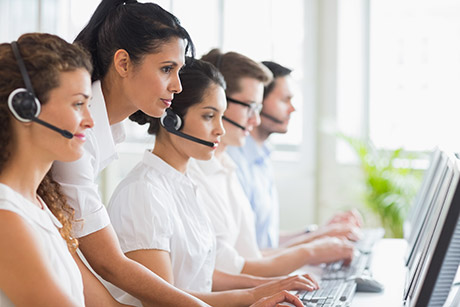Call Center International